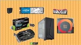 Rendering PC| Ryzen 7 2700|GTX 1650| 16GB RAM| 1 TB M.2 SSD| Value PC