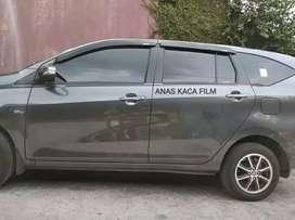 Kaca film 3M black beauty info pasang