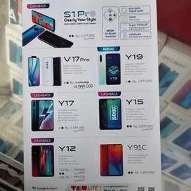 Vivo Y19 & Semua Type HP Bisa Kredit