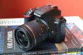 Kredit Kamera Nikon D3500 Kit Bisa Bunga 0% Proses 3 Menit