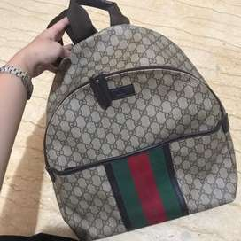 gucci backpack authentic leather