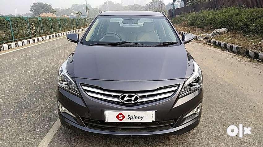 Hyundai Verna, 2017, Petrol 0