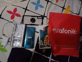 Samsung a50s 6/128gb fullset erafone