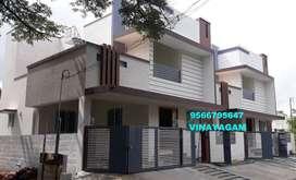 SPLENDID DESIGNED Villa for sale at VADAVALLI --Vinayagam-- 65 LAKHS