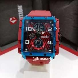 Jam Tangan Expedition E 6757 Red Blue