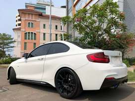 Jual mobil BMW M235i coupe M-sport 2014
