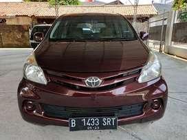 Toyota Avanza E 1.3 MT Tahun 2013 Mulus Jakarta Timur