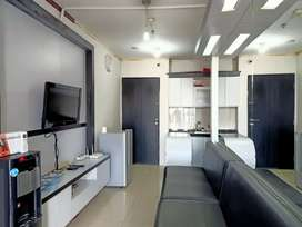 Cervino Village Apartemen disewakan Full Furnished