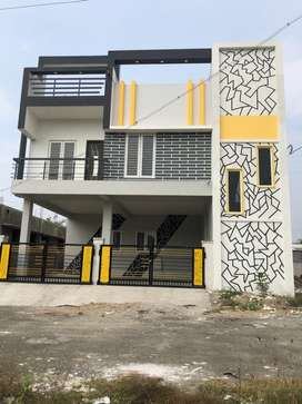 It is newly constructed house