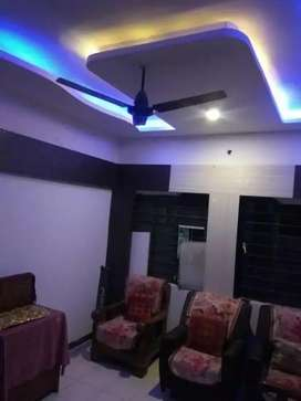 Ready built 3 BHK Flat with Terrace