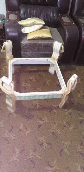 10 sitter sofa set and all glass