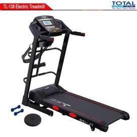 Treadmill elektrik TL 138 total fitness ZY602