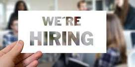 Openings for field executive (no target job)