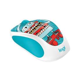 Logitech M238 Doodle Collection Mouse Wireless