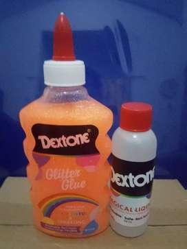 Gliter Slime 177 ml + magical liquid 68 ml