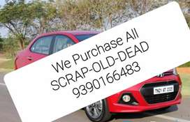 We Purchase All SCRAP-OLD-DEAD-ACCIDENT-FLOOD