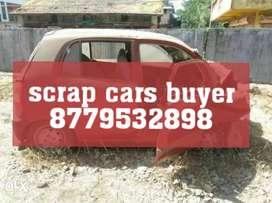 Thane scrap car's buyer