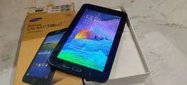 Samsung Galaxy Tab 3v With 1GB RAM 8GB ROM Black colour