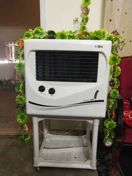Super Asia Room cooler.  As good as new.  Hardly used for one month.