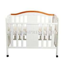 FreOngkir Ranjang Bayi Tempat Tidur Baby Box Baby Crib Hakari 099white