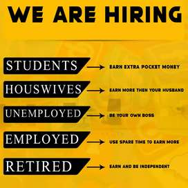 Online part time jobs for students in lhr