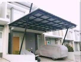 Jasa pemasangan canopy minimalis bisa nego gan berkualitas