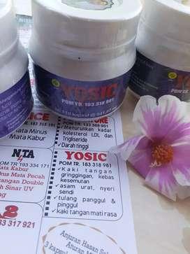 Yosic,herbal asam urat