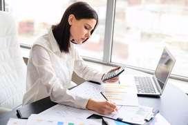 Female accountant needed