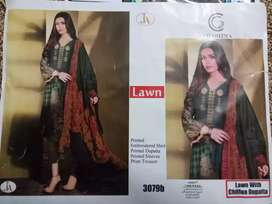 Ladies 3 piece suit  Eid Variety. Home delivery