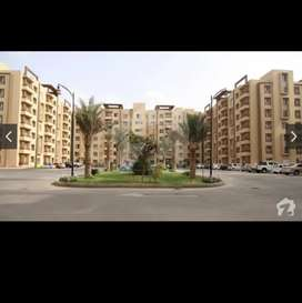 2 bed room apartment  available for rent in bahria town karachi