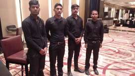 Specail requirement in five star hotel staff