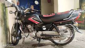All papers clear good condition bike