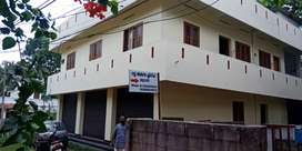 Kollam kottiyam junction 7 cent land 3000 sqrf commercial building