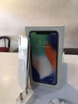 APPLE IPHONE X 256GB AVAILABLE GOOD CONDITION WITH WARRANTY