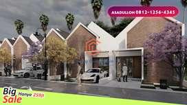 SALE Rumah Baru di Ciparay Bandung dkt Alun-alun & Masjid Agung 259jt