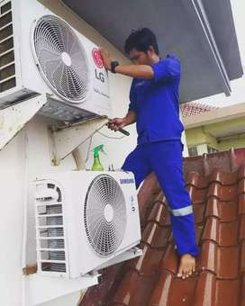 Cahaya Tehnik service panggil Ac. Kulkas. M. cuci.pompa air Bergaransi