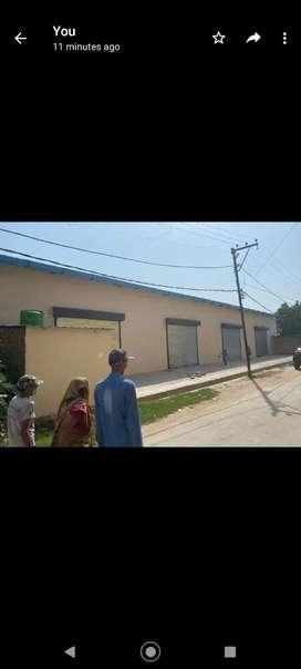 Warehouse for rent kursi road near godamba thana