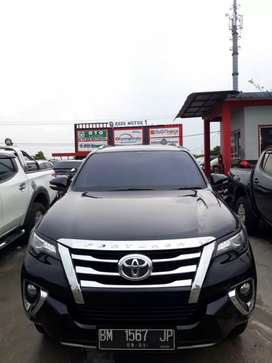 Fortuner 2016 VRZ solar matic. Km 38rb