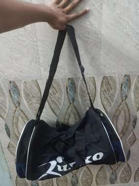 Gym bag 3 sizes available 1 piece only in 150