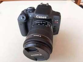 DSLC Canon EOS Kiss X8i (750D)