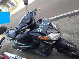 Bismillah.. BUC Yamaha Xeon Karbu 2011 Hitam, BPKB Lengkap Minus Accu