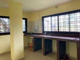 Available 1bhk semifurnished flat for rent at porvorim.