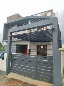 3 bhk 1400 sqft 3.5 cent house at aluva rahagiri hospital near