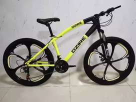 New MTB cycle with 21shimano gears