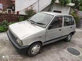 Maruti Suzuki 800 2008