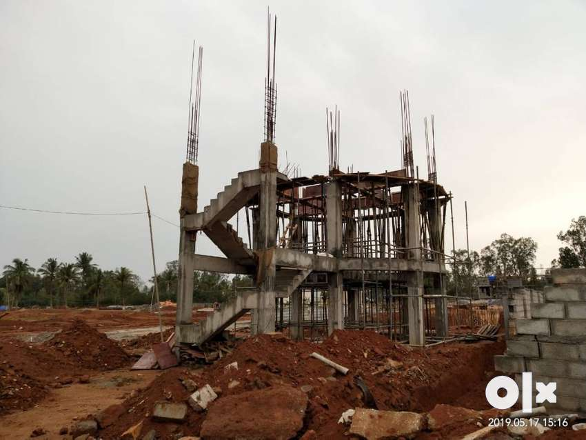 BIAPPA Approved-Gated Community Plots for Sale in Yelahanka 0