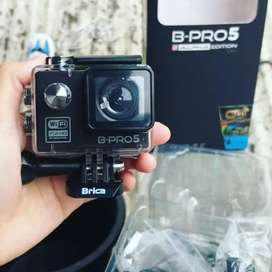 Action Cam Bpro5 lite Support WiFi kualitas 16mp