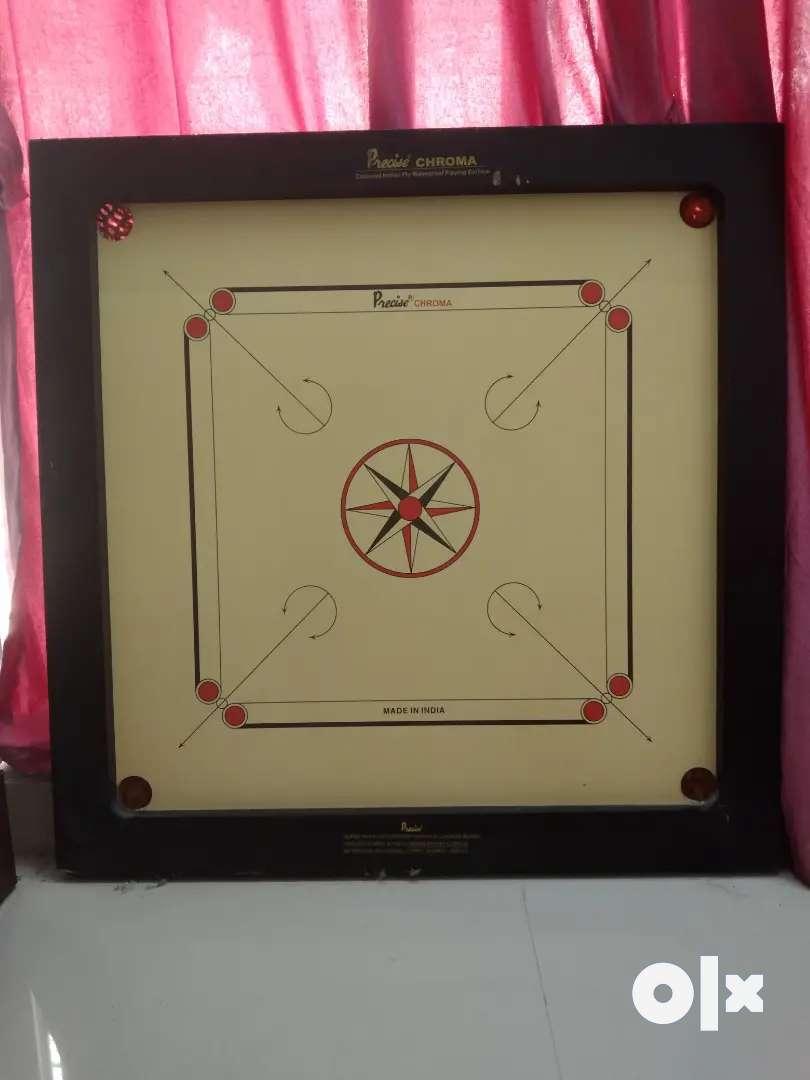 New precise chorma champion carrom board 12.m.m. 0