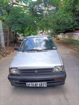 Maruti Suzuki 800 AC, 2008, Petrol