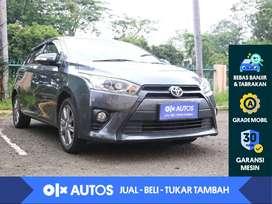 [OLX Autos] Toyota Yaris 1.5 G A/T 2015 Abu - Abu